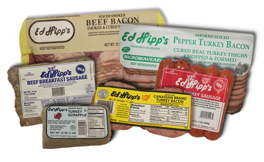 ed hipp beef turkey products